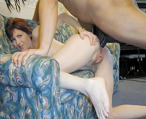 Hot MILF Anal Porn Pictures